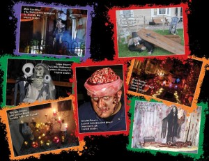 Haunted Halloween Calendar