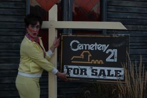 Cemetery 21 For sale w donna sue