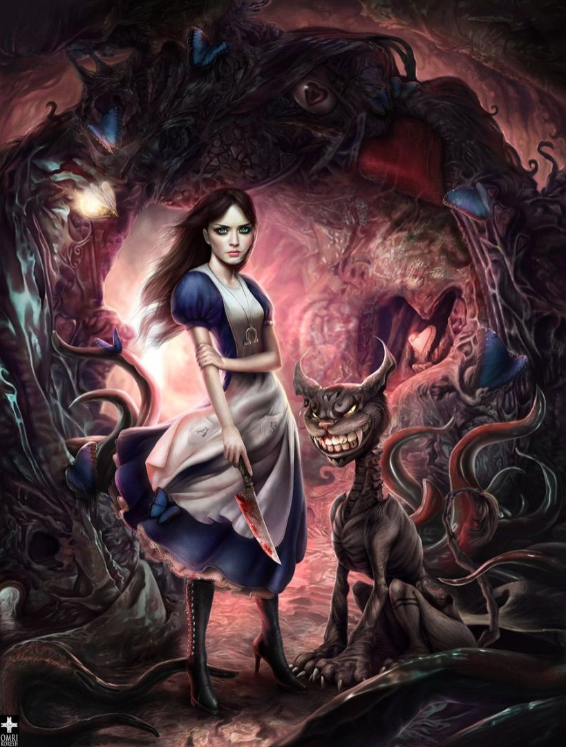 Alice Retour Au Pays De La Folie Soluce : alice, retour, folie, soluce, Alice, Retour, Cauchemars, Gaming, Challenge, Hauntya's