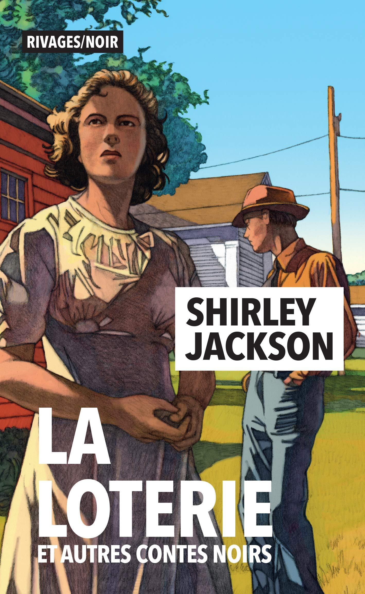 La Maison Hantée Shirley Jackson : maison, hantée, shirley, jackson, Mois,, Classique, Loterie, Autres, Contes, Noirs,, Shirley, Jackson, Hauntya's