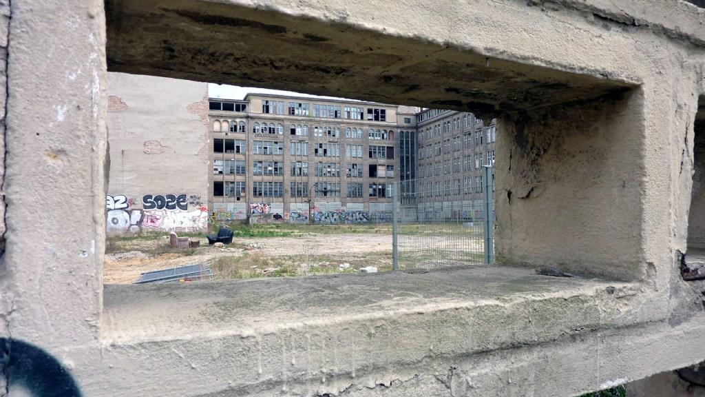 Berlin Mitte - Durchblick