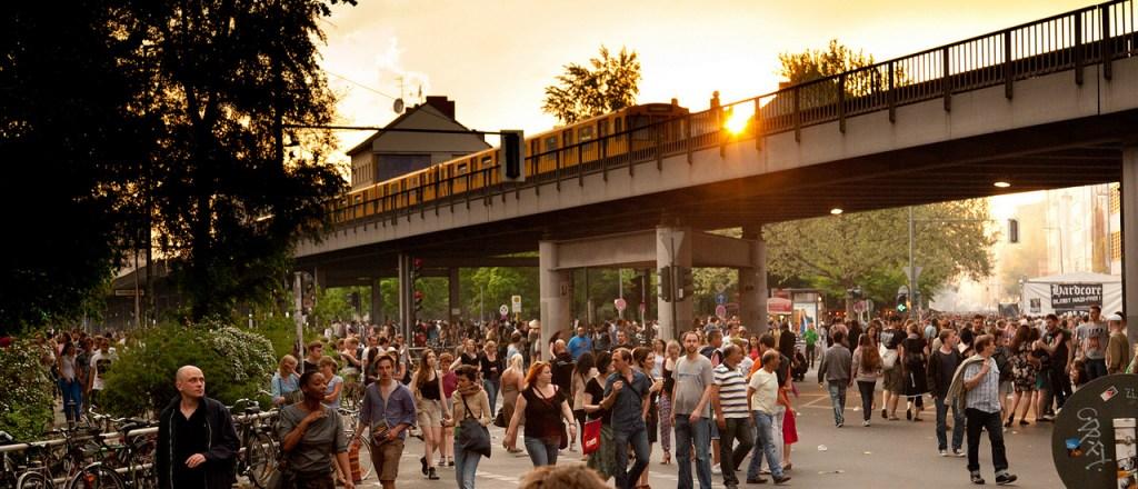 Erster Mai in Berlin - Momentaufnahmen - Bild 5