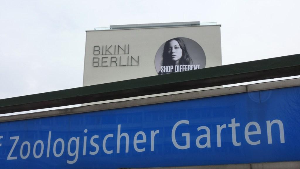 Bikini Haus Berlin am Zoo - Zoologischer Garten