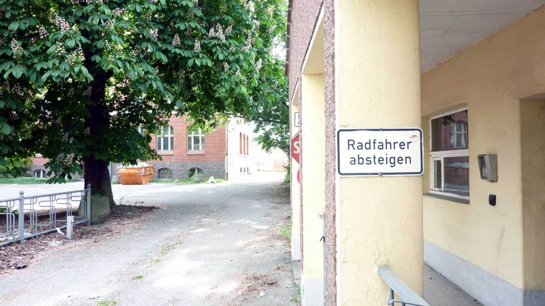 Zukünftig Radfahren erlaubt - die Jugendherberge Ostkreuz