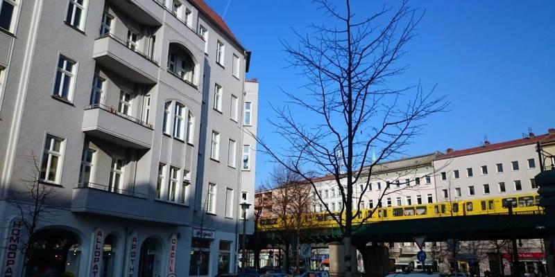 Meteorologischer Frühlingsanfang in Berlin