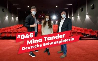 #046 – Mina Tander | Deutsche Schauspielerin