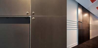 Industrial Modern Interior - HAUS   Architecture