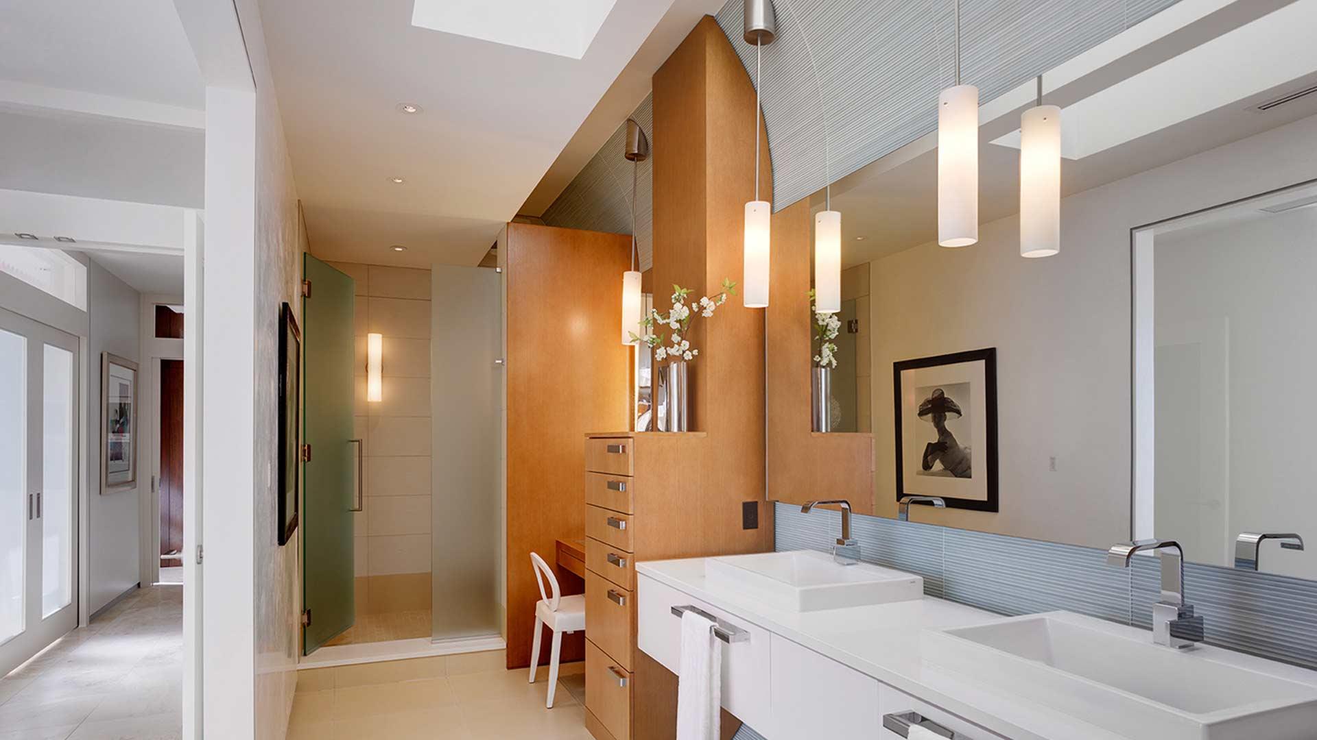 Adagio Penthouse Interior HAUS Architecture