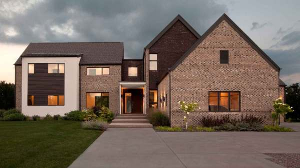 Indianapolis Modern House Designs