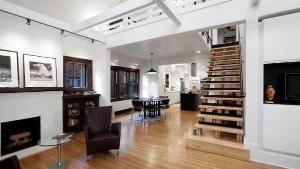Broad Ripple Modern Craftsman Haus Architecture