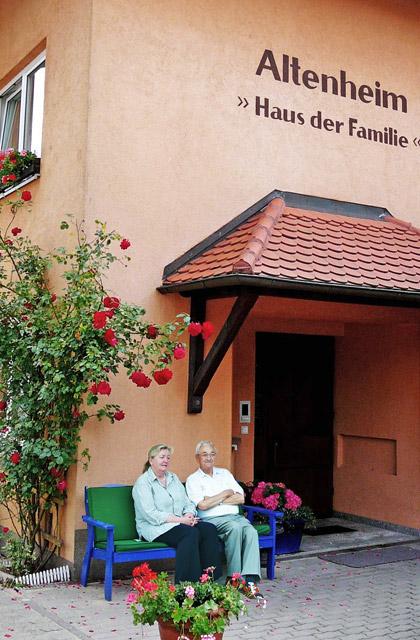 Altenheim Haus Der Familie  Euerdorf &Â&windheim InÂ