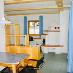 Wohnzimmer Wohnung 4-6