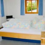 Schlafzimmer 2 Wohnung 4-6