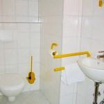 Toilette Wohnung 4-6