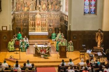 Verabschiedung von Pater Mathew am 26.06.2017 (© Benjamin Stoll)