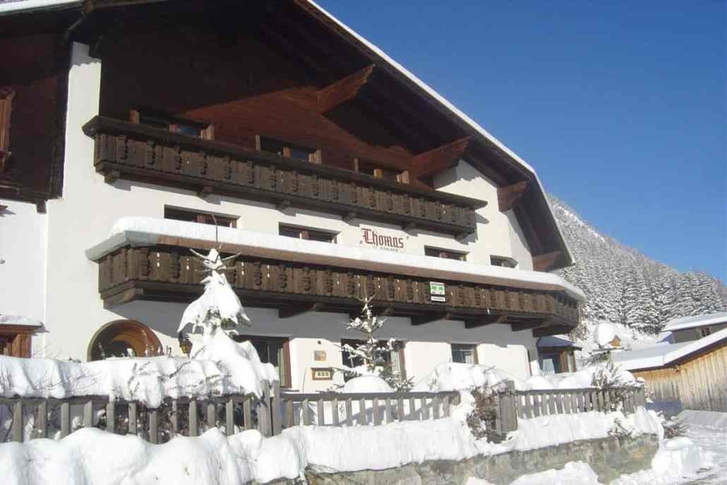 Winter, Haus Thomas