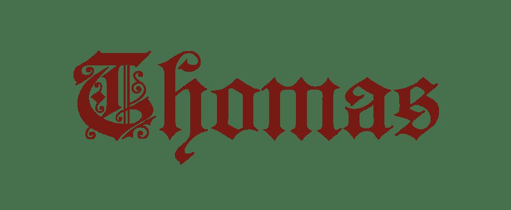 Logo, Haus Thomas