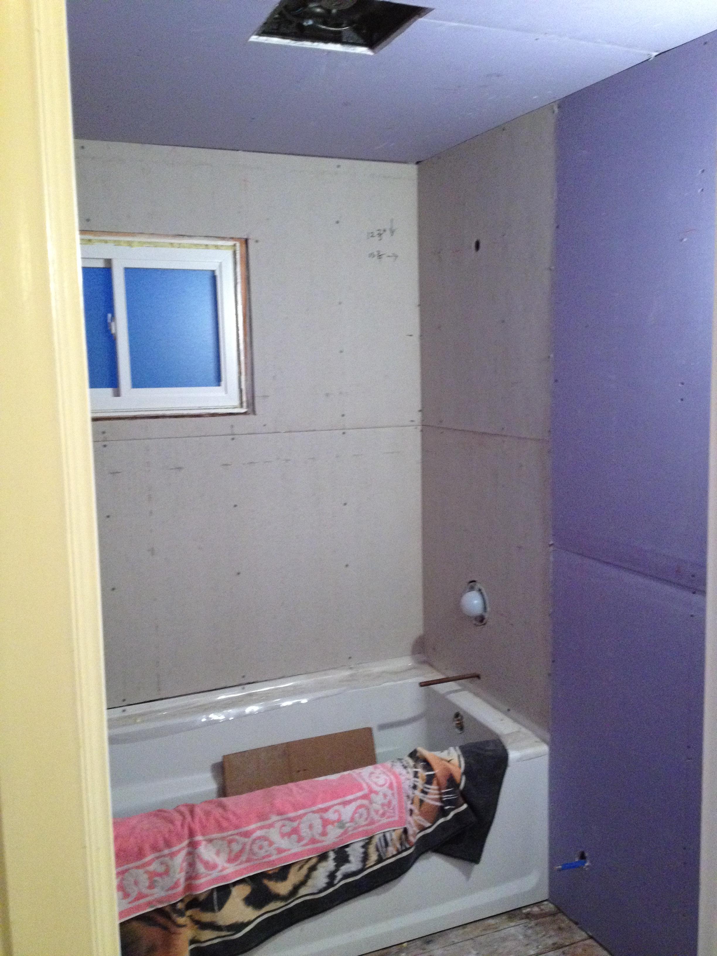 How To Install ShowerFloor Hardie Board Haus2home