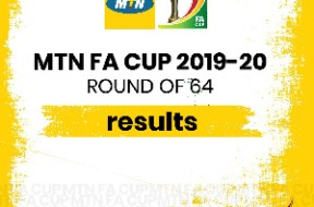 MTN FA CUP Round of 64