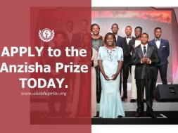 Anzisha Prize Fellows