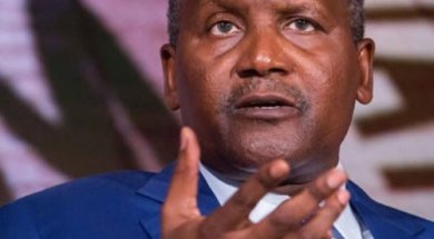Dangote Announces He Tests Negative For Coronavirus