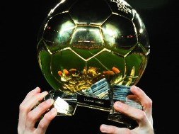 The Ballon d'Or will not be awarded in 2020, due to