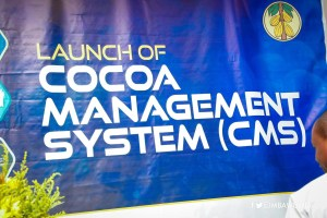 Cocoa Management System, a technological innovation by the Ghana Cocobod