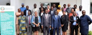 ECOWAS TO HARMONIZE GRAPHIC CHARTER AND VISUAL IDENTITY 1