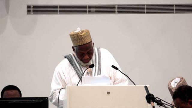 Dakta Ibrahim Datti Ahmad, Shugaban Kwamitin Koli Na Harkokin Shari'ar Musulunci