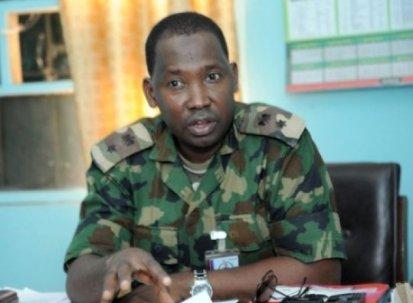 Kanar Sagir Musa, Kakakin Rundunar Sojin Nijeriya