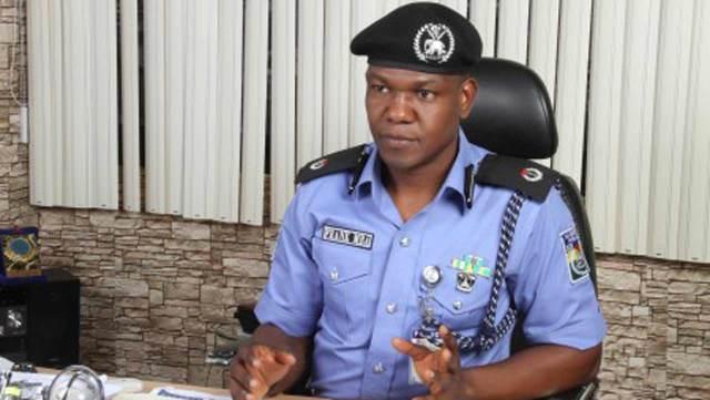 DCP Frank Mba, Kakakin Rundunar 'Yan Sanda Ta Nijeriya