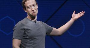 Mark Zuckerberg,, Mamallakin Shafin Facebook