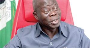 Shugaban Jam'iyyar APC na kasa Adams Oshiomole