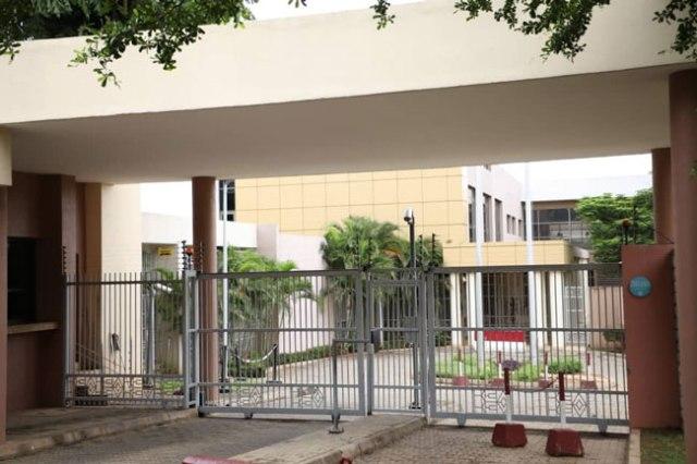 Ofisoshin Jakadancin, Kasar Afirka Ta Kudu Da ke Nijeria
