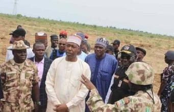Boko Haram: Gwamna Zulum Ya Kawo 'Yan Sintiri 150 Daga Kasar Kamaru