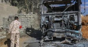 Libiya: An Keta Yarjejeniyar Tsagaita Wuta Kasa Da Sa'a 24