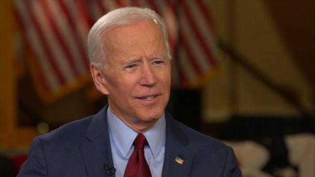 Joe Biden Na Ci Gaba Da Samun Nasara