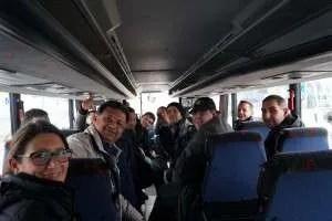 Im Visitair- Bus