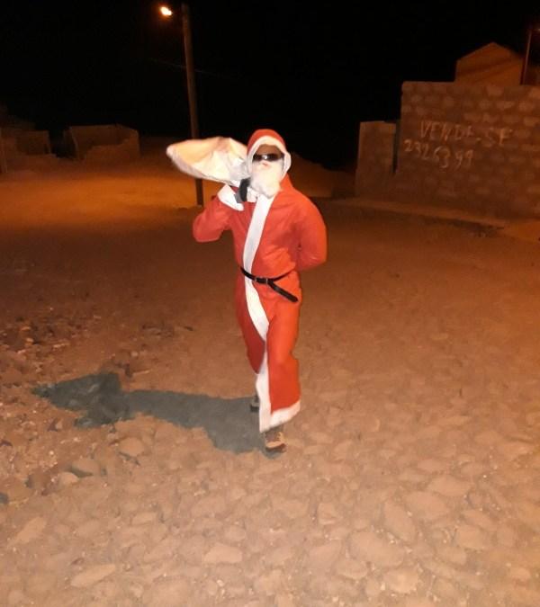 Weihnachten in Cruzinha