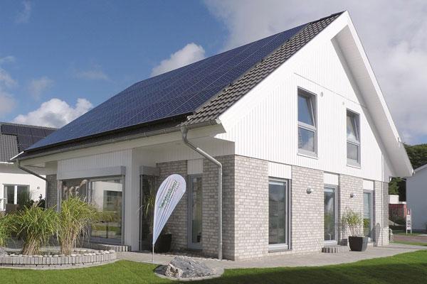Vom 1-Liter-Haus zum Plus-Energie-Haus