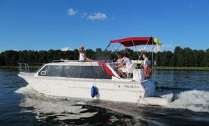 Hausboot Polen Masuren