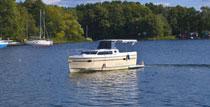 Hausboot-Calipso-na-Mazurach
