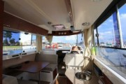 Hausboot-in-Masuren-Campio-Sunny