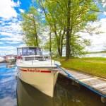 Hausboot Tour in Masuren- Giżycko- Rydzewo-Bogaczewo-Ryn