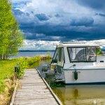Hausboot Weekend Luxus Plus in Masuren