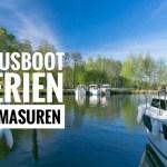 Urlaub in Polen in Masuren