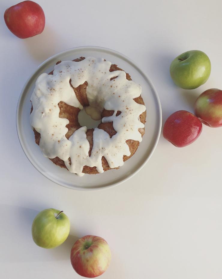 apple cake 2