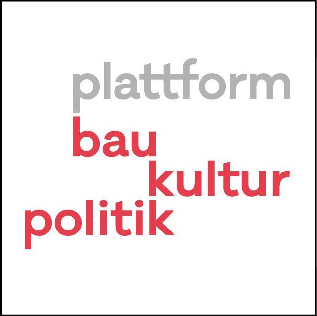 Plattform Baukulturpolitik