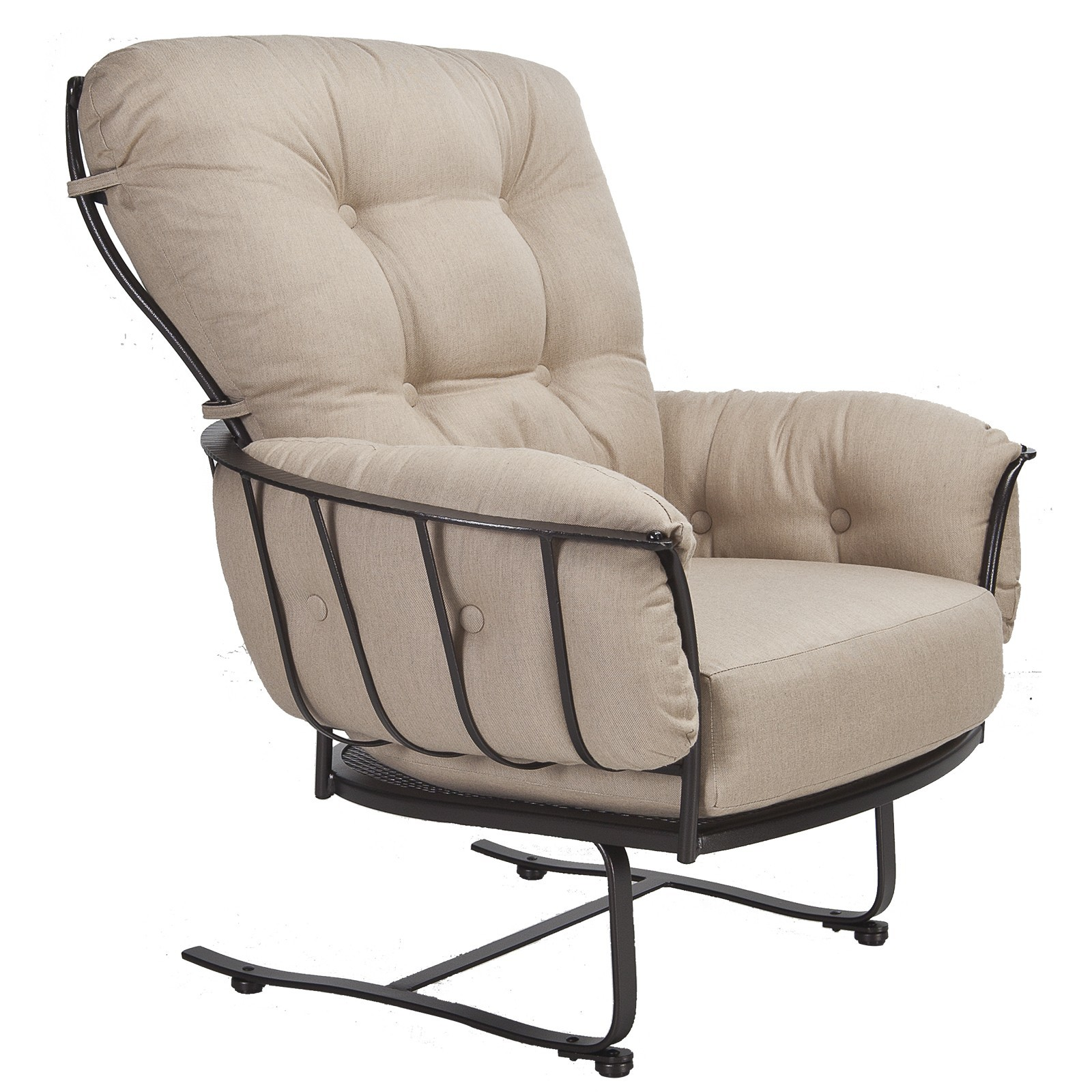 Spring Chair Monterra Spring Base Lounge Chair