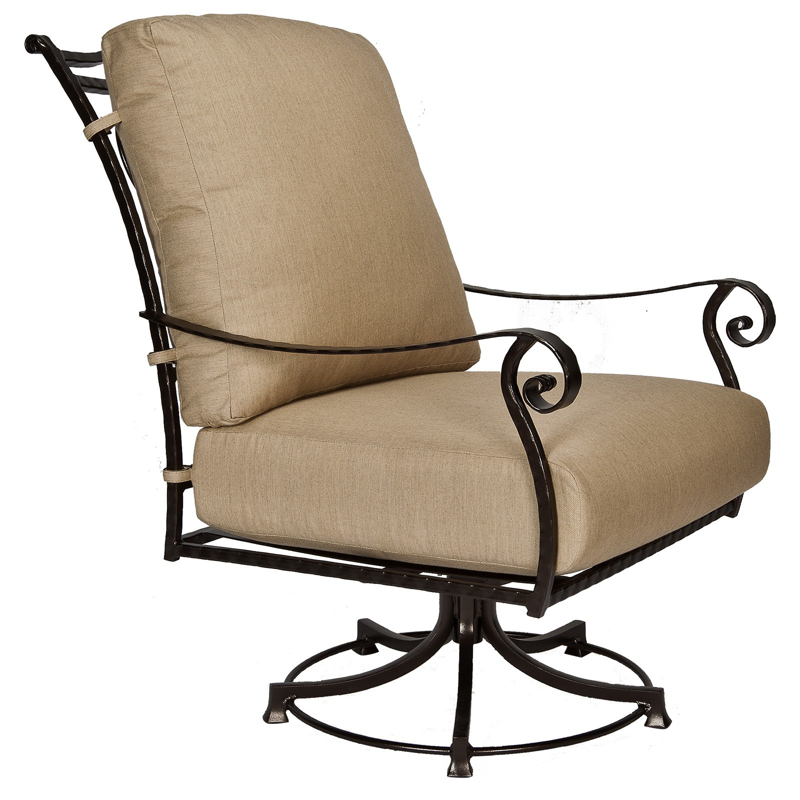 Swivel Rocking Chairs San Cristobal Swivel Rocker Lounge Chair Hauser 39s Patio